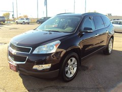 A 2010 Chevrolet Traverse LT