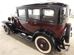 A 1930 Chevrolet Ad Universal 4-Door