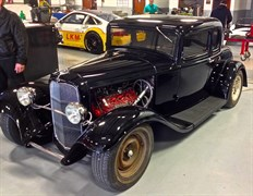 A 1934 Ford 5 Window Coupe 2 Dr.