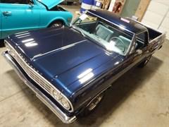 A 1964 Chevrolet El Camino 2-Door