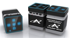 A 2015 Antigravity Thump Box Bluetooth Speaker