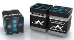 A 2015 Antigravity Thump Box Bluetooth Speaker