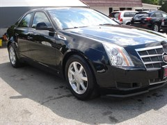 A 2008 Cadillac CTS HI FEATURE V6