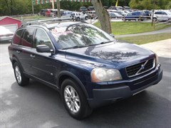 A 2004 Volvo XC90 T6