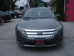 A 2012 Ford Fusion SEL
