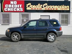 A 2002 Ford Escape XLT