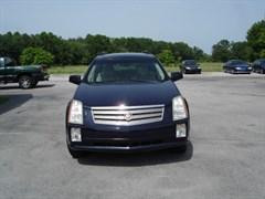 A 2004 Cadillac SRX