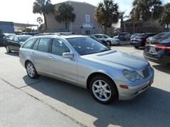 A 2002 Mercedes-benz C320