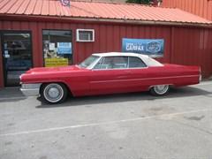 A 1965 Cadillac Deville