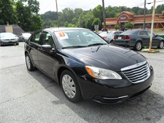 A 2011 Chrysler 200 LX