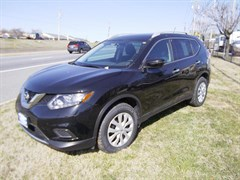 Used 2016 Nissan Rogue S
