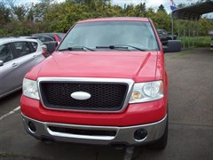 A 2007 Ford F150