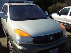 A 2003 Buick Rendezvous CX/CXL