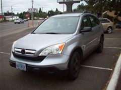 A 2007 Honda Cr-v LX