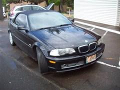 A 2002 BMW 330CI