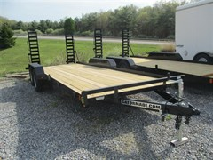 A 2021 Gator Made 20ft 7k W/stand Up R