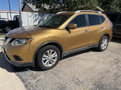 Used 2015 Nissan Rogue S