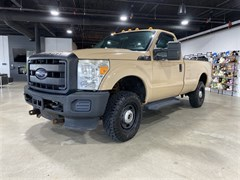Used 2012 Ford F250 SUPER DUTY