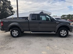 A 2005 Ford F150