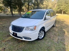 A 2012 Chrysler Town & Country TOURING