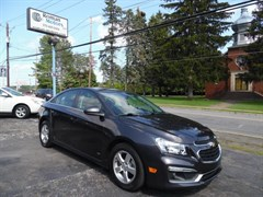 A 2016 Chevrolet Cruze Limited LT
