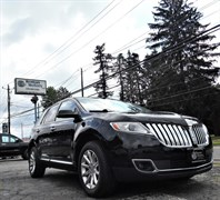 A 2012 Lincoln MKX SPORT
