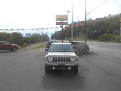 A 2016 Jeep Patriot LATITUDE