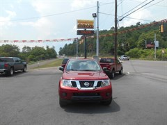Used 2019 Nissan Frontier S