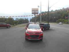 A 2017 Chevrolet Trax 1LT