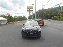A 2016 Mazda CX-5 GT