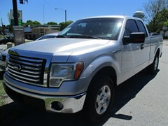 Used 2011 Ford F150 SUPER CAB