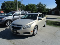 Used 2011 Chevrolet Cruze LT