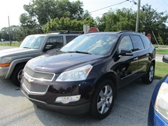 Used 2010 Chevrolet Traverse LTZ
