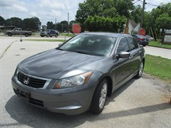 A 2010 Honda Accord EX