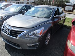 Used 2015 Nissan Altima 2.5