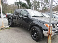 Used 2007 Nissan Frontier CREW CAB LE