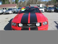 A 2006 Ford Mustang GT