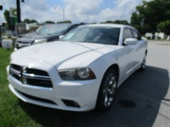 A 2011 Dodge Charger