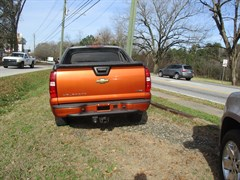 A 2007 Chevrolet Avalanche K1500