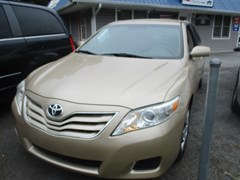 A 2010 Toyota Camry BASE