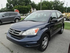 Used 2010 Honda Cr-v LX