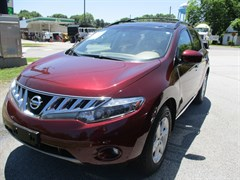 A 2009 Nissan Murano S