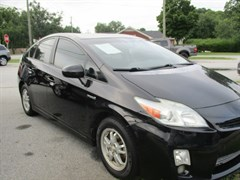 A 2010 Toyota Prius