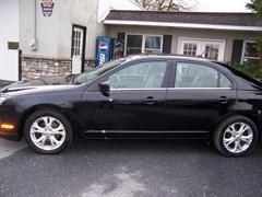 Used 2012 Ford Fusion SE