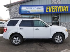 A 2011 Ford Escape XLT